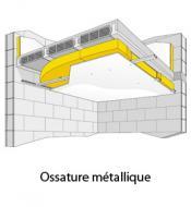 ossature metallique