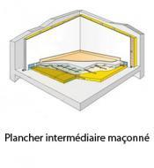 plancher intermediaire maconne