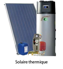 chauffe eau solaire thermodynamique