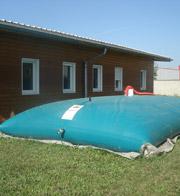 r cup rateur d 39 eau de pluie citerne souple eco energie solutions. Black Bedroom Furniture Sets. Home Design Ideas