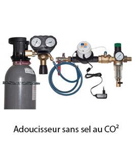 Traitement de l 39 eau adoucisseurs eco energie solutions - Adoucisseur sans sel ...