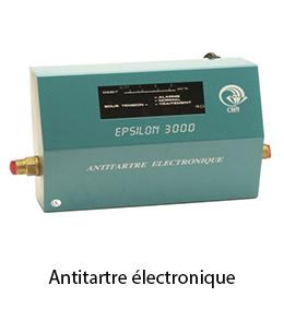 antitartre électronique