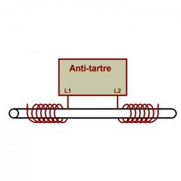 schéma antitartre électronique