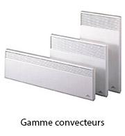 gamme convecteur