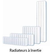 radiateurs à inertie