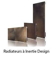 radiateurs à inertie design