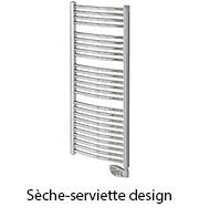 sèche-serviette électrique design
