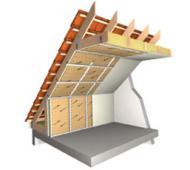 L isolation des combles un premier pas vers un logement for Isolation toiture par l interieur