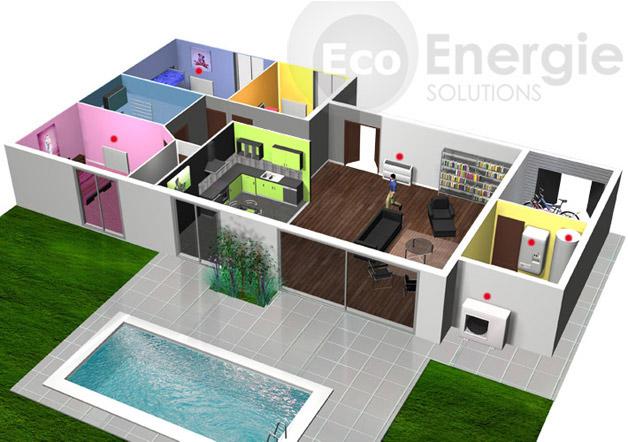 pompe chaleur a rothermie air eau eco energie solutions. Black Bedroom Furniture Sets. Home Design Ideas